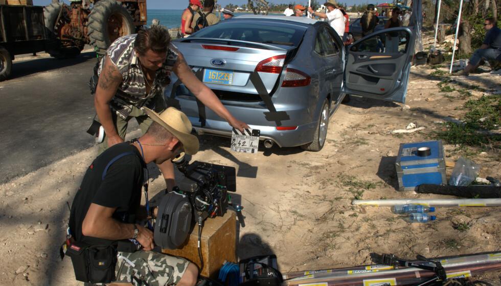 OGSÅ JAMES BOND: I filmen Casino Royale i 2006 Ford Mondeo favorittbilen til agent 007 James Bond. Eller var det bare en dyr produktplassering i forkant av den nye utgaven året etter? Foto: Ford