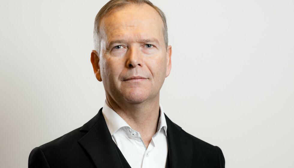 Rolf Søtorp er administrerende direktør i Norsk brannvernforening.