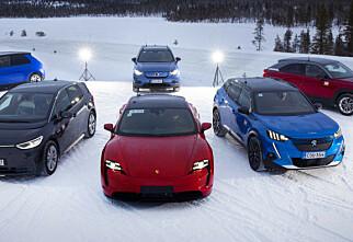 Hver andre solgte nye bil i mars går kun på strøm