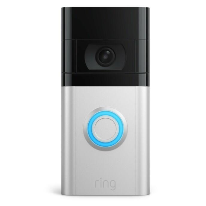 Nye Ring Video Doorbell 4. Foto: Ring