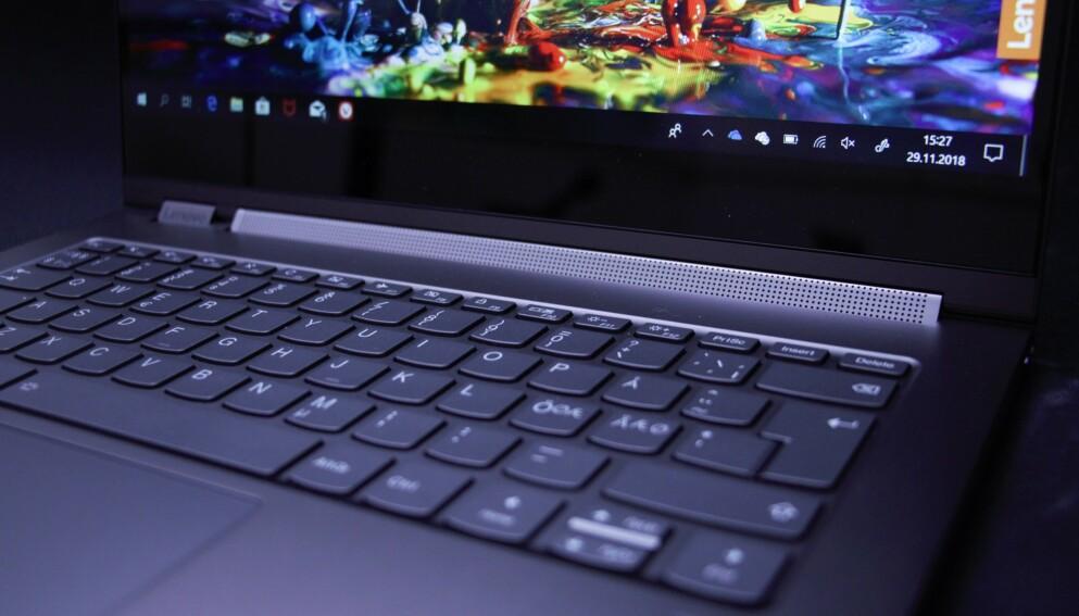 PC-VEKST: PC-salget fortsetter å vokse. I årets første kvartal var Lenovo den største produsenten. Foto: Martin Kynningsrud Størbu