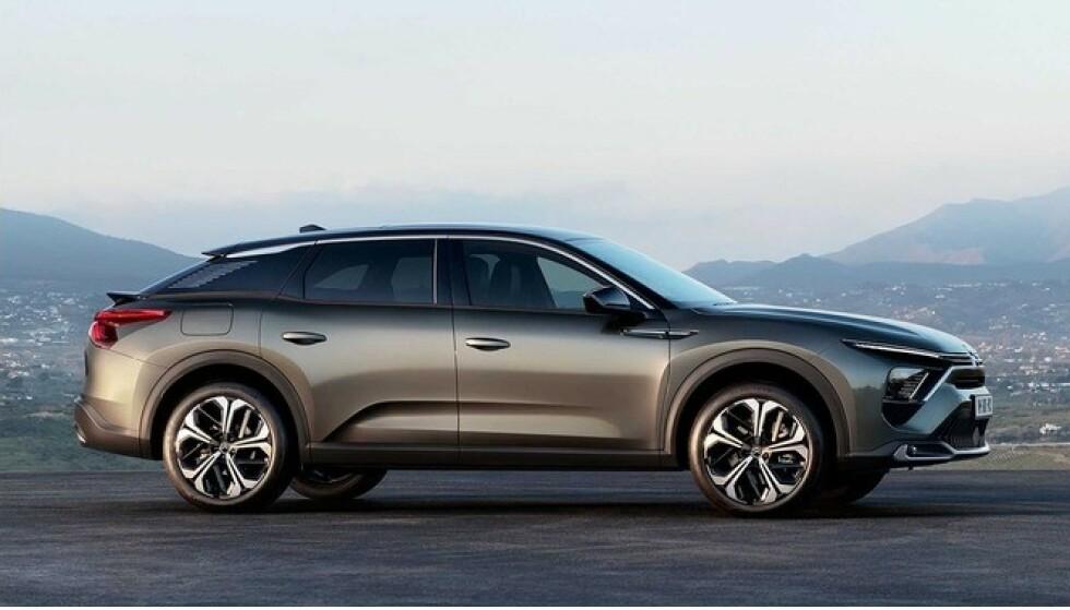 KINA-BIL: C5 X skal bygges på en fabrikk i Kina som Citroën har sammen med kinesiske Dongfeng. Foto: Citroën