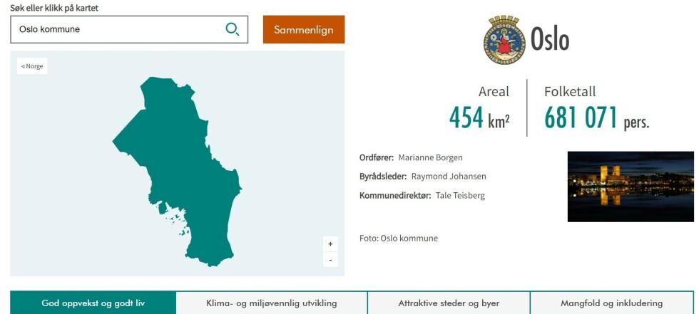 Kartet som avslører din kommune