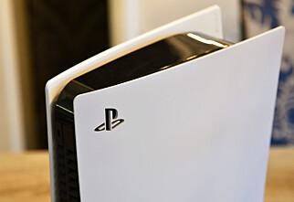 Storoppdaterer PlayStation 5