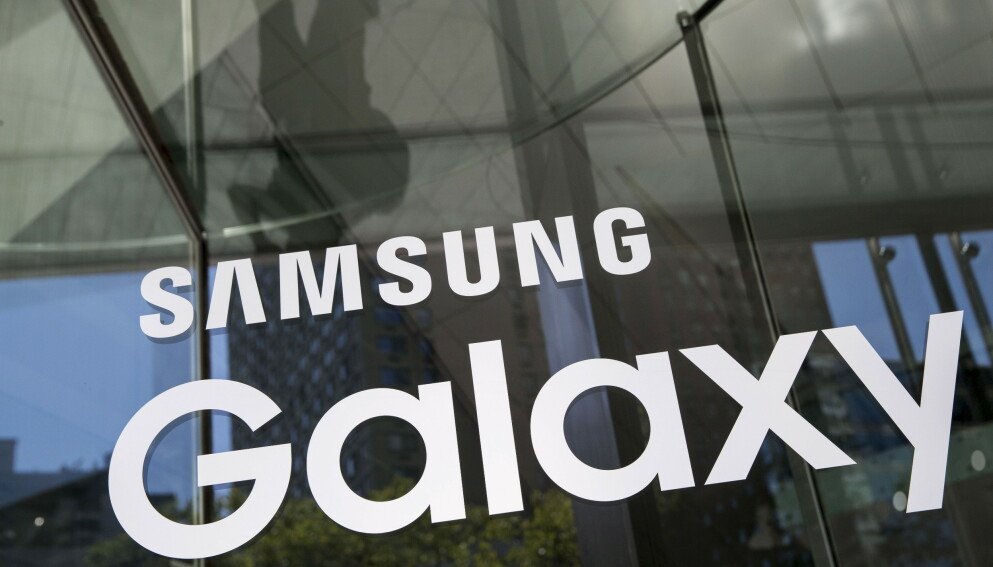 GALAXY UNPACKED: Samsung skal lansere nye produkter i april. Foto: REUTERS/Andrew Kelly/NTB