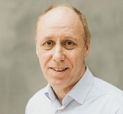 ØKNING: Senior kommunikasjonsrådgiver i Tryg Forsikring, Torbjørn Brandeggen. Foto: Tryg Forsikring