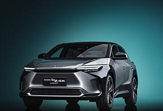 Her er Toyotas nye elbil