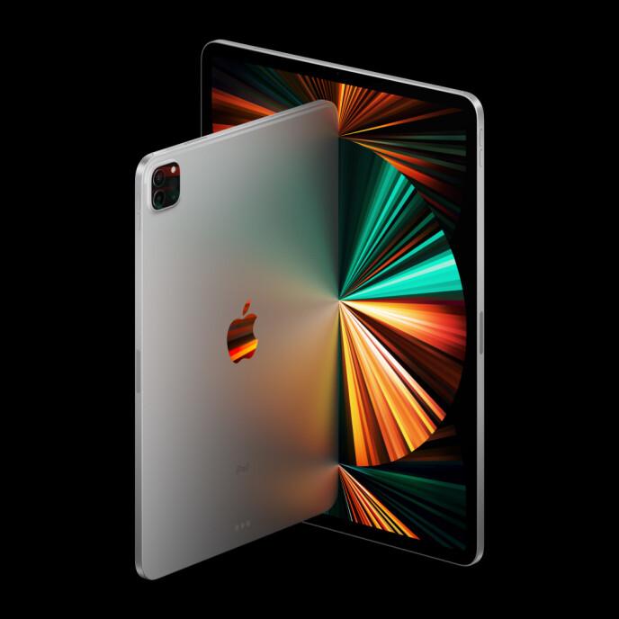Nye iPad Pro er den kraftigste til nå. Foto: Apple