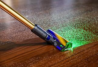 Dysons nye støvsuger har laser