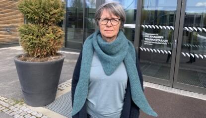 IKKE RESPEKTERT: Sjefsingeniør i Trafikksikkerhetsavdelingen i Statens vegvesen, Trude Schistad. Foto: Statens vegvesen