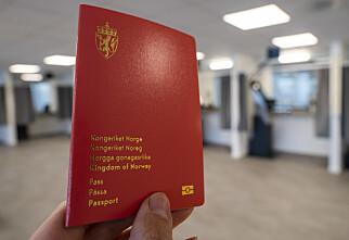 En million må ha nytt pass