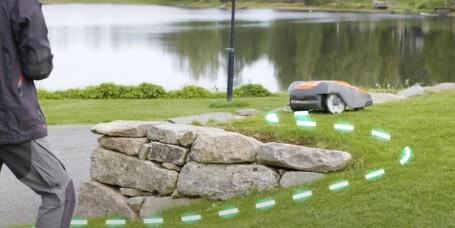 Robotklipper uten tråd