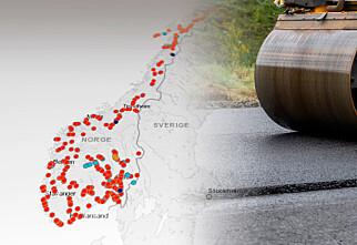 Her kommer ny asfalt
