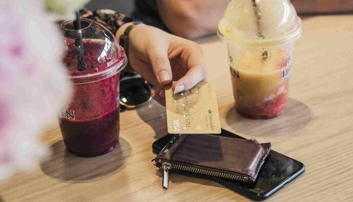 FORDELSPROGRAM: Betaler du måltider med Gebyrfri Visa kan du få rabatter via Dealpass. Foto: SANTANDER