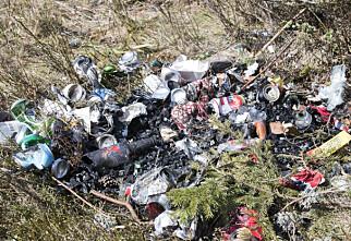 Frykter økt forsøpling