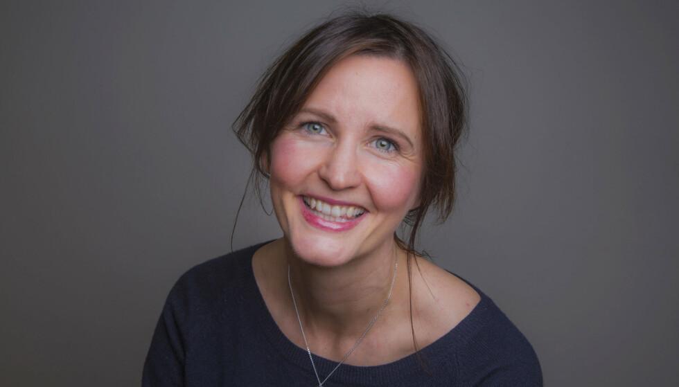 Hege-Lill Hagen Ask er kommunikasjonsrådgiver i Vinmonopolet. Foto: Eivor Eriksen