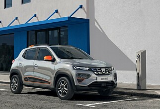 Ny elektrisk SUV til 140 000