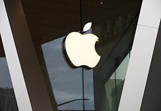 Apple møter i retten