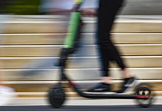 Ny sparkesykkel-lov er klar
