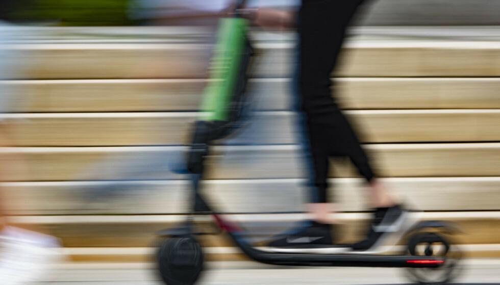 NY SPARKESYKKEL-LOV: Nå er en ny lov klar. Foto: Geir Olsen / NTB