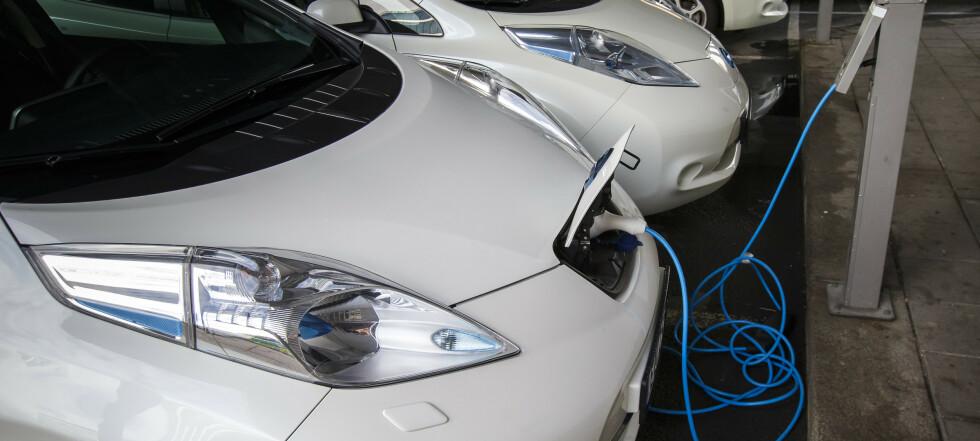 Så mye billigere er elbil