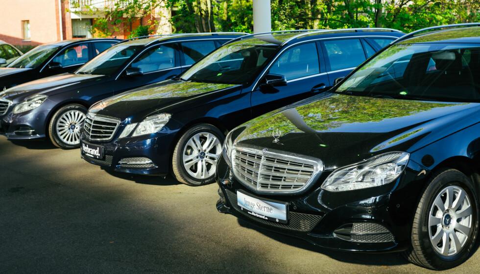 IKKE ET GLANSBILDE: Du kan ikke forvente at en luksusbil som kostet en million kroner ny, og som nå er til salgs for 150 000 kroner, er i tipp topp stand, sier Audun Bergerud i NAF. Foto: Colourbox.