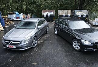 Full krangel om slitne luksusbiler