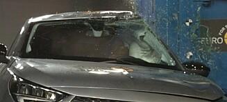 Airbag-en kan smelle uten grunn