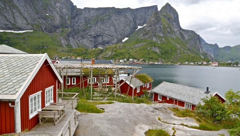 SNARVEIENE TIL FERIEKUPPET: Vi deler noen smarte tips til deg som vil spare mange tusenlapper på norgesferien. Foto: Odd Roar Lange/The Travel Inspector