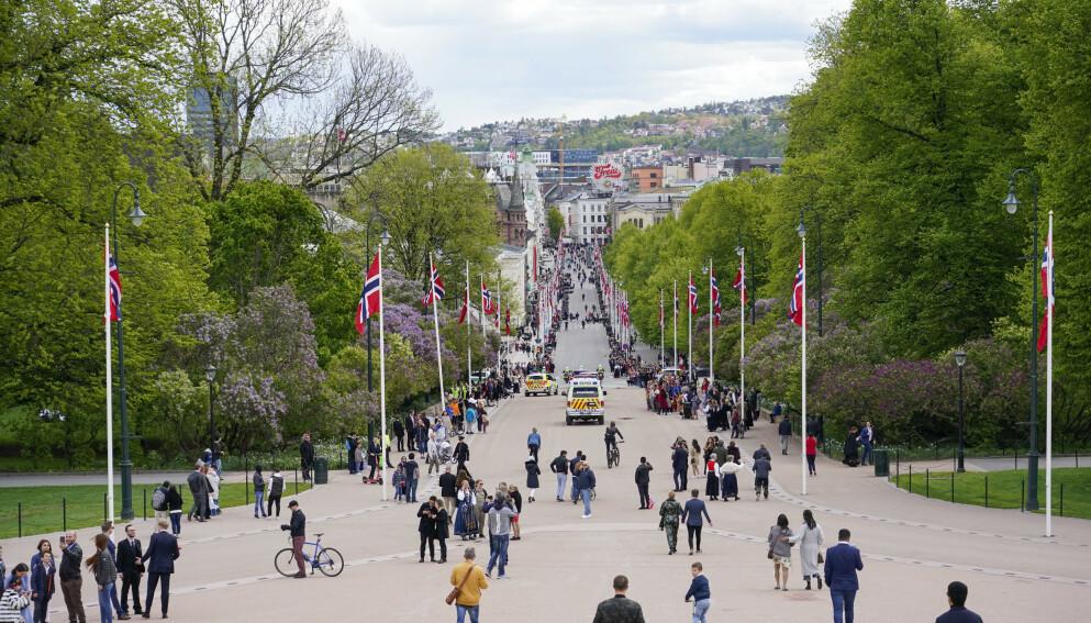 Dette kan du få bot for: Hvis du bryter koronareglene risikerer du bot eller fengselsstraff. Foto: Lise Åserud / NTB