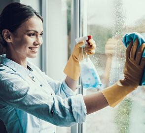 Tips til en perfekt vindusvask
