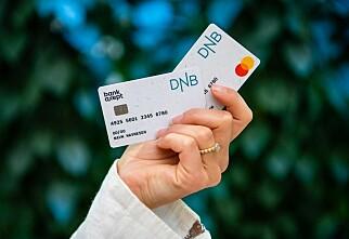 Dette bankkortet er resirkulert