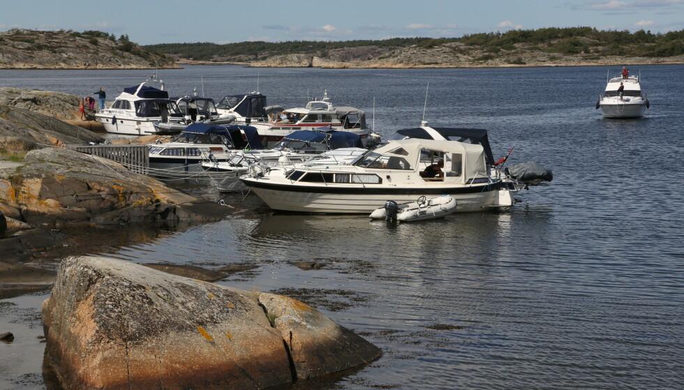 Sommerglede: Mange velger å leie båt i sommer, eller leier ut egen båt når den ikke er i bruk. Men se opp for de kostbare tabbene. Foto: Odd Roar Lange/The Travel Inspector