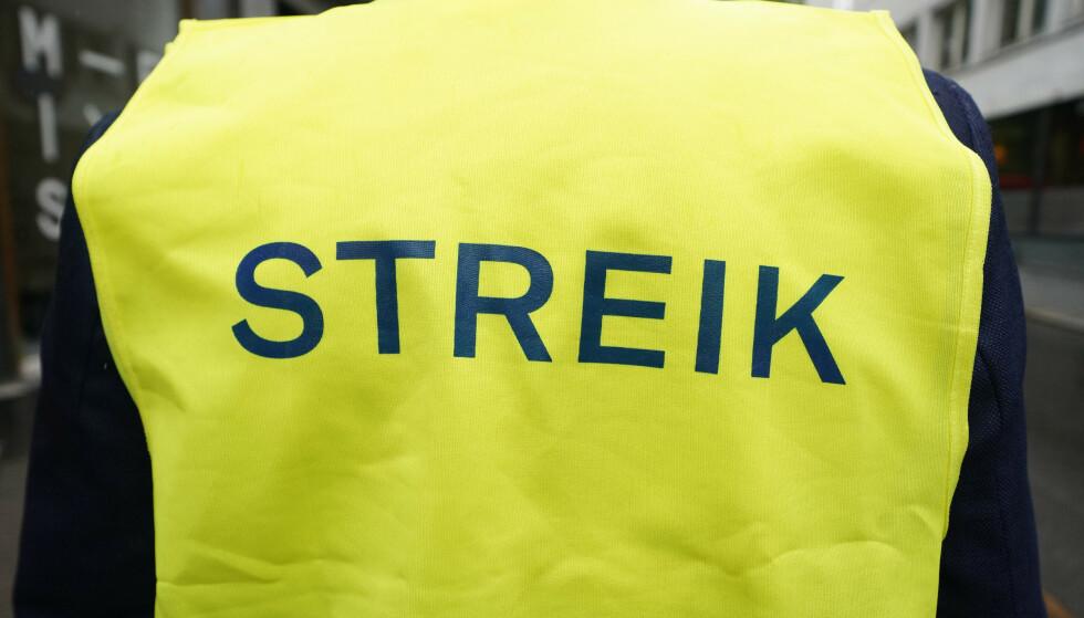BARNEHAGER OG SKOLER KAN RAMMES: Partene må bli enige innen midnatt onsdag for å unngå streik. Foto: NTB.