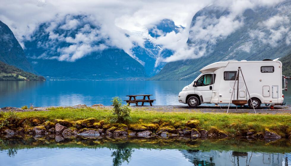 INNENLANDSREISE: Det har kommet nye anbefalinger for innenlandsreise. Foto: Andrey Armyagov / Shutterstock / NTB