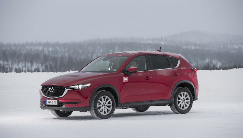 Mazda CX-.5. Foto: Markus Pentikainen