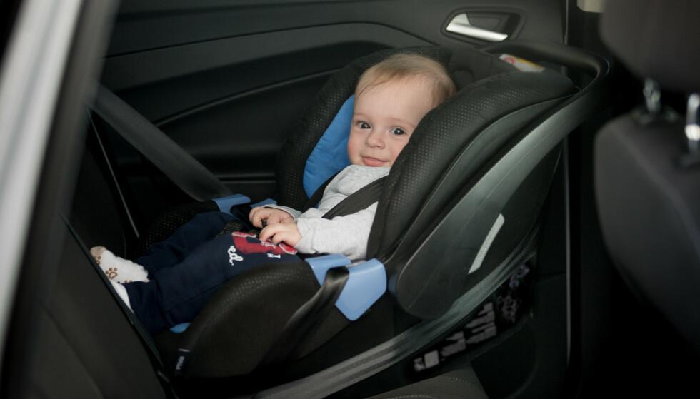 DET MEST VERDIFULLE: Beskyttelsen av det lille barnet er det viktigste kriteriet i denne undersøkelsen. Foto: Colourbox