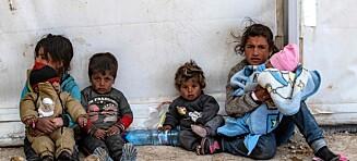 - 20 norske barn født under IS
