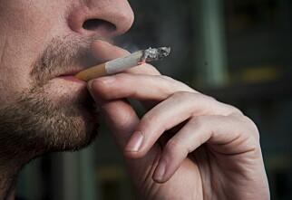 Store endringer i røykevaner under pandemien – mange vil slutte