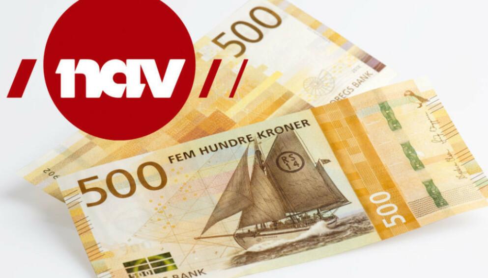 FÅR MINDRE: De som har mottatt lønnskompensasjon fra Nav får ikke dette medregnet i grunnlaget for feriepenger fra Nav.