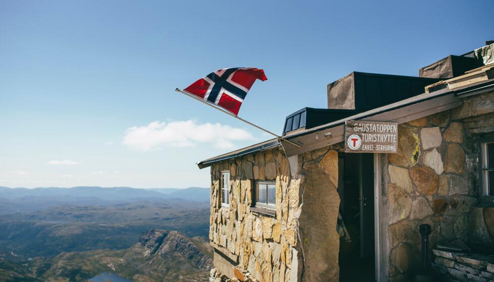 Toppen av Telemark: Gaustatoppen venter storinnrykk i sommer. Foto: Marius Dalseg Sætre