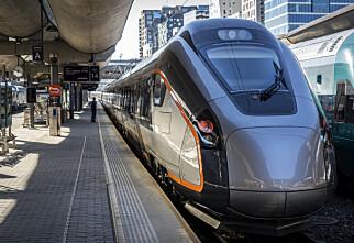 Nå får Flytoget Norges raskeste tog