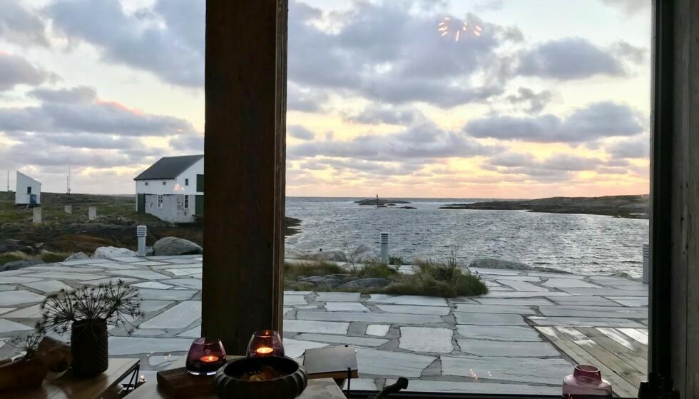 GOD MORGEN: Å våkne opp i slike omgivelser gjør at sommerdrømmen går i oppfyllelse. Foto: Odd Roar Lange/Thetravelinspector