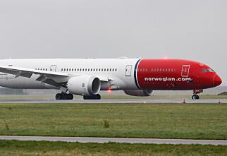 Norwegian tilbyr gebyrfri endring