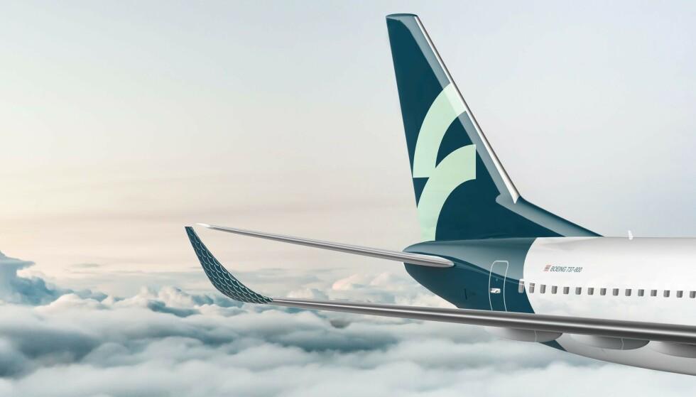 SNART I LUFTA: 30. juni letter det første Flyr-flyet fra Gardermoen, med kurs for Tromsø. Men allerede i august kan du nå både Alicante, Nice og Málaga. Foto: Flyr