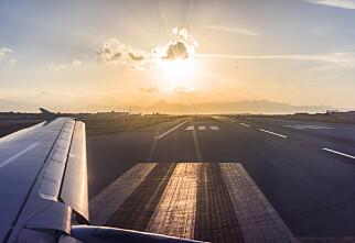 Prissjekk på flyreiser