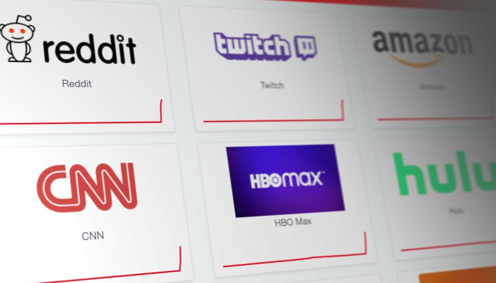 STORTRØBBEL: Mange store nettsider er nede i formiddagstimene i dag. Foto: Pål Joakim Pollen