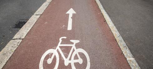 Sykler du på riktig side?