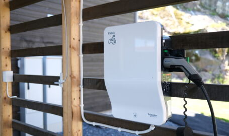 Elbil-boom får innvirkning på byggeprosjekter