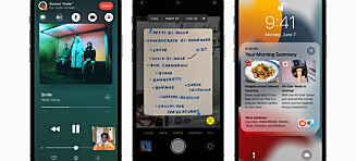 iPhone-brukere går glipp av nye funksjoner